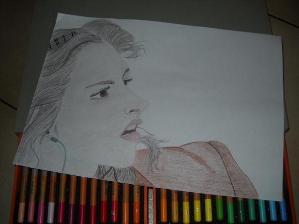 Kristen Stewart by maoui96